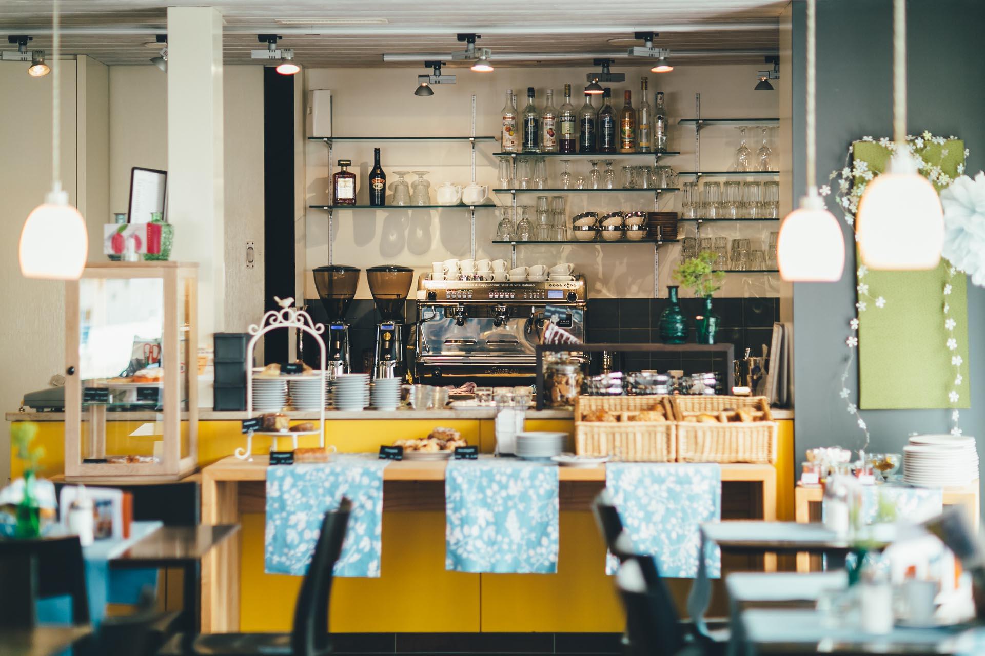 BEDA BECK bäckerei cafeteria