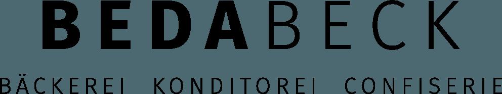 BEDA BECK bäckerei, konditorei, confiserie logo