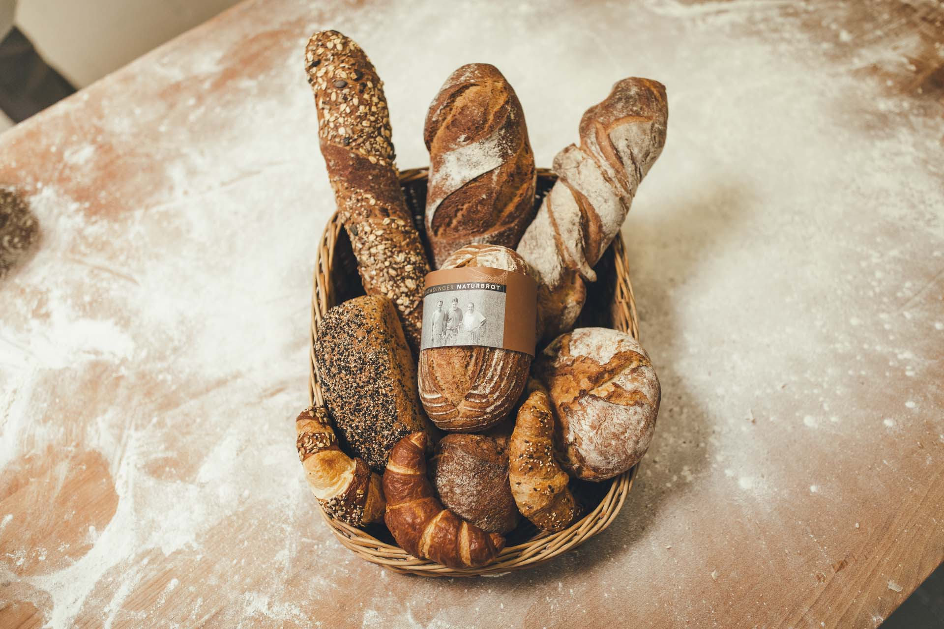 BEDA BECK bäckerei brot bürli brötchen
